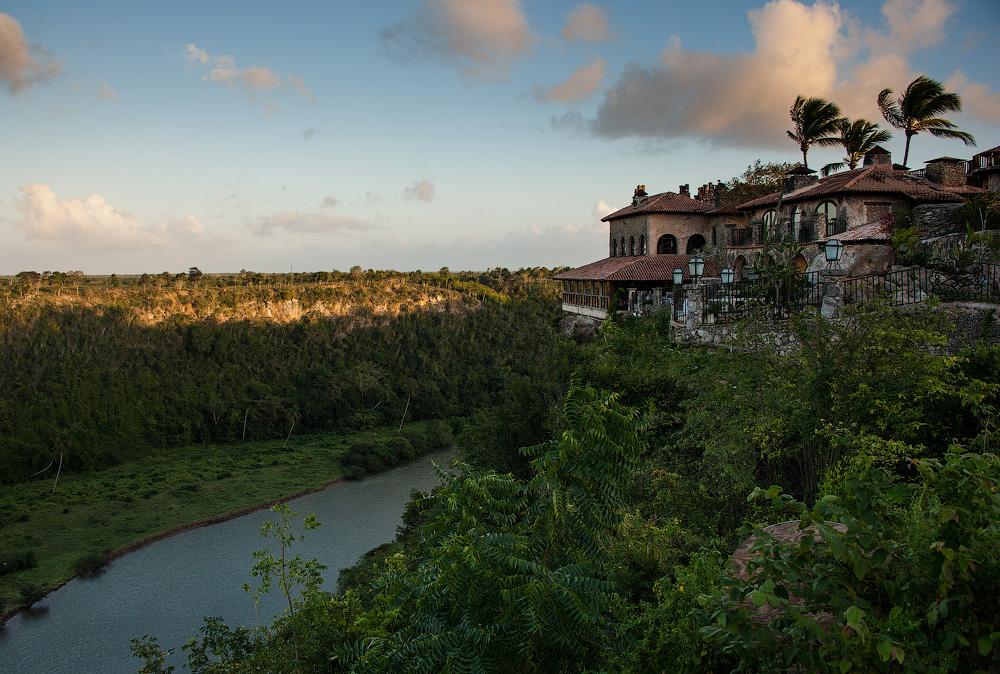 4 дня в восточной Доминикане в январе - 2014.